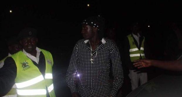 Ziza Bafana arrested