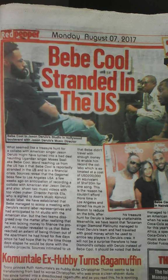 bebe cool haters