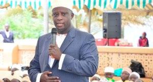 Prince Nakibinge vows to fight the Land Amendment Bill