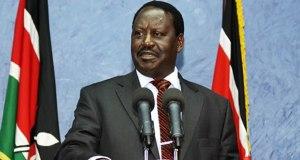 Raila Odinga declares himself president