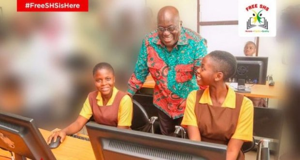 Ghana makes secondary education free