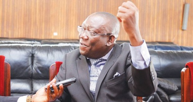 Kato Lubwama refuses to return the age limit cash