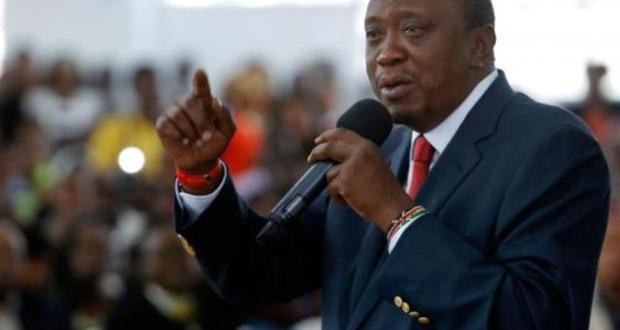 African countries Kenyatta says supreme's court election ruling coup