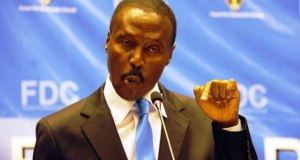 Mugisha Muntu warns age limit agitators