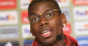 paul pogba admits he missed the champions league anthem