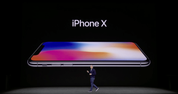 iphone x has been launched