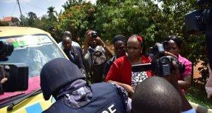 Ingrid turinawe arrested