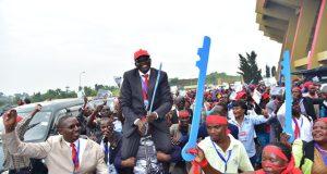 Patrick Oboi Amuriat promises Uganda's a New era