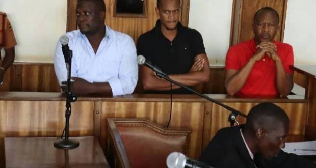 Frank Gashumba granted bail