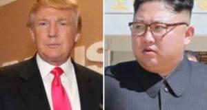 trump and kin jong un
