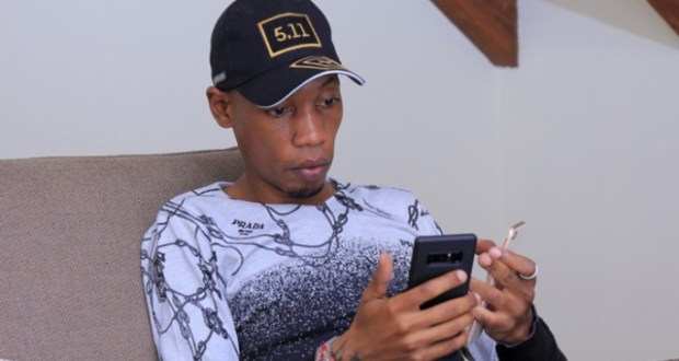 bryan white rejected in masaka he's one of the socialites