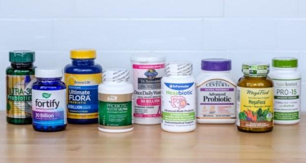 types of probiotics