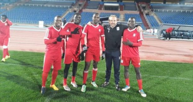 Chan Tournament Uganda cranes loss their first game