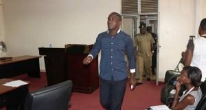 Kirumira's charges dropped
