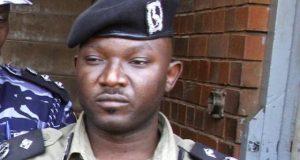 Siraj Bakaleke arrested