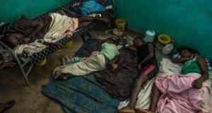 cholera out breaks in Uganda