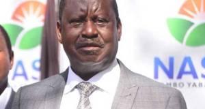 odinga demands for new elections