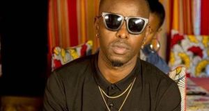 Eddy Kenzo Finally Won The Nickeklodeon Kids Choice Award.