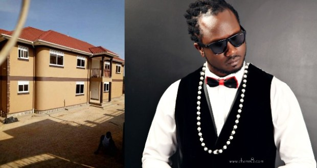 Gagamel CEO, Bebe Cool Finally Completed His Mansion
