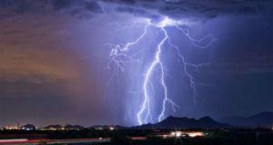 Rwanda church hit by lightning