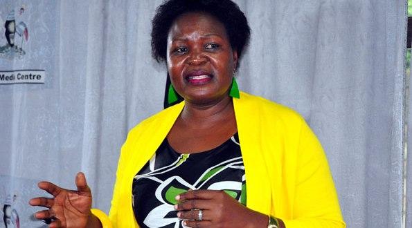 nankabirwa says Museveni's iQ is next to God