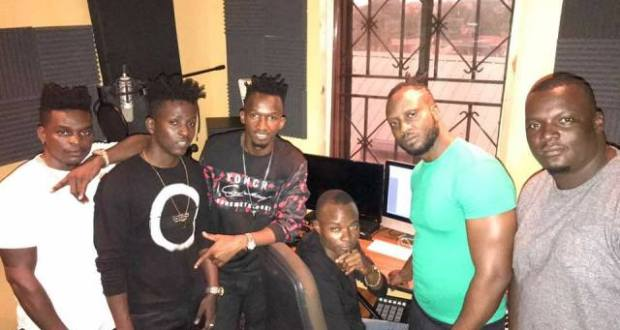 B2C Soldiers To Release A Song With Bebe Cool Soon