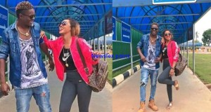 Lovers King Saha & Spice Diana Left The Country