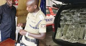 General Kyataka Mukiibi Arrested For Supplying Cocaine-He Cried