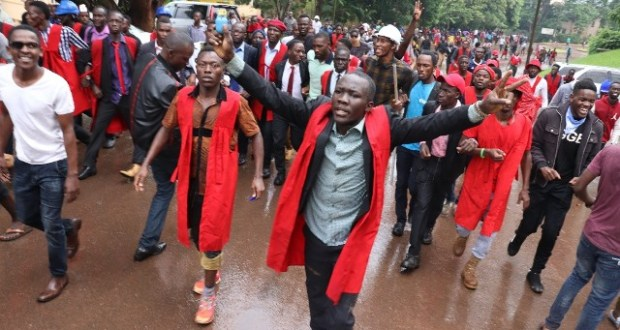 Army to take over makerere