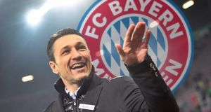 Niko Kovac the new manager of Bayern Munich