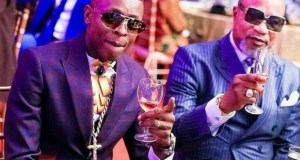 Chameleone Hints About A Collabo With Koffi Olamide