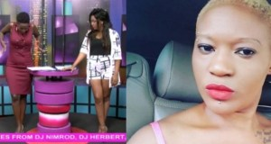 Hot Video! Don Zella Abused Spark TV's Zahara Toto And Anatalia