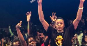 Singer Jose Chameleone Showered Congo Fans With Love