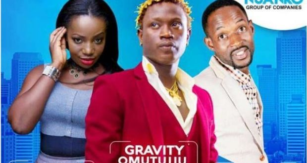 MC Mariachi Lands A Deal In South Africa With Gravity Omutujju