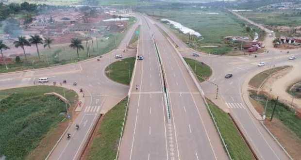 Unveiling The Beautiful Kampala-Entebbe Express High way
