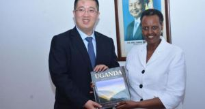 Huawei Uganda Assigned A New Managing Director