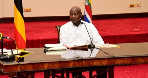 Museveni Hails CMI For Bursting Kirumira Murders