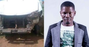 Super Rib Cracker And Comedian Taata Sam Survived A Motor Accident