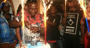 Douglas Weasel Manizo's Surprise Birthday Party Was The Best