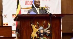 museveni talks about the killings