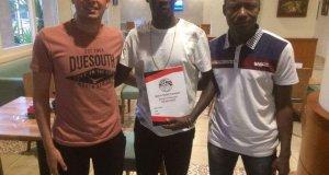 nsibambi joins smouha SC