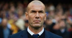 Zidane exits Real Madrid