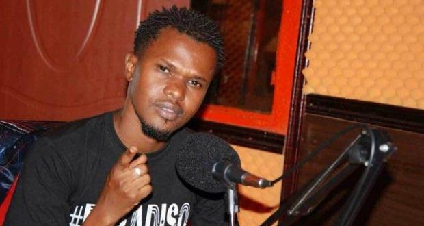 Ashburg Katto Shows Off After Bobi Wine Addressing The Nation