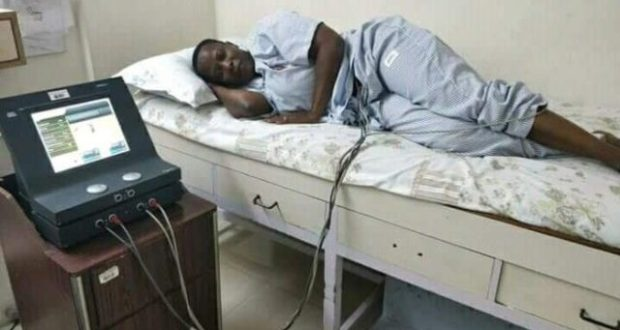 Hon. Betty Nambooze Responds Positively With Treatment In India