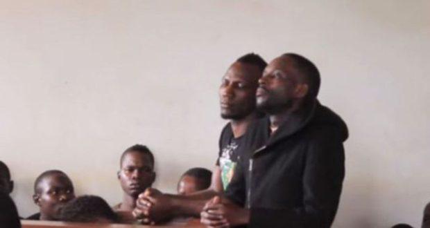 Mc Mariachi And His Body Guard Survived Luzira Prison To Court