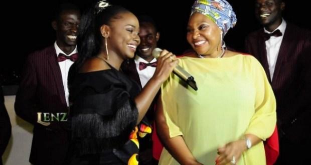 Rema Namakula To Release A Song With Yvonne Chaka Chaka