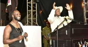 Bebe Cool's Six Facts That Put The Golden Heart Concert