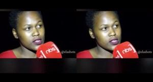 Kyambogo University Ashamed A Girl