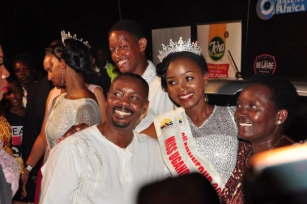 Miss Uganda World Crowned A 22 Year Old Quinn 2018/2019