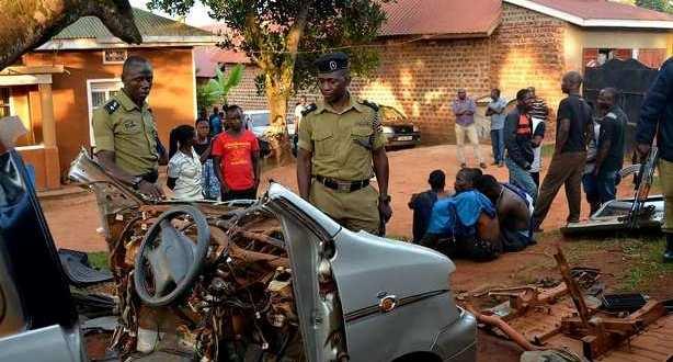 kampala police